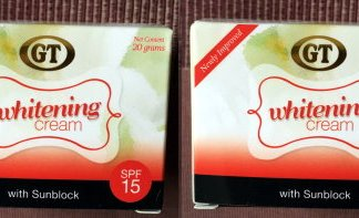 gt whitening creams new