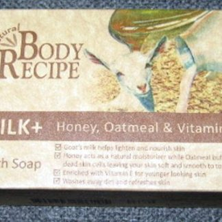 hbc honey milk soap new