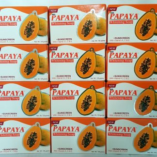 rdl papaya soap new