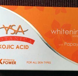 ysa papaya soap part 2 new