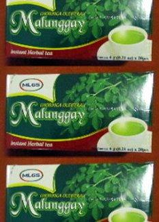 3 boxes Malunggay Moringa new