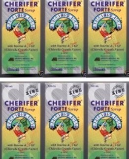 6 Cherifer Forte Zinc Filipino Height new
