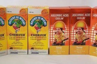 vitamins and cherifer