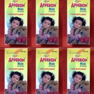 6 Appebon kid syrup new