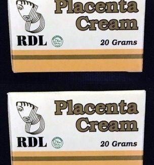rdl placenta creams