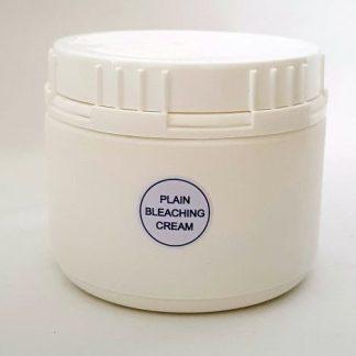 plain bleaching cream 500g