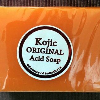 kojic acid soap divi