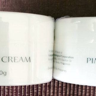 derm options pimple cream