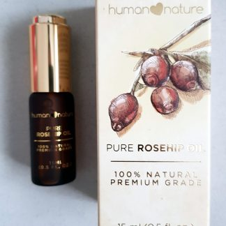 human nature rosehip oil