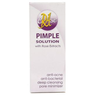 Erase Pimple Solution Rose Extracts 50ml