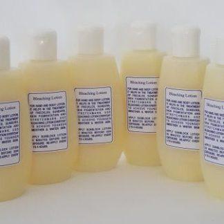 bleaching lotion 6