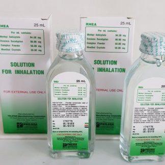 rhea for inhalation