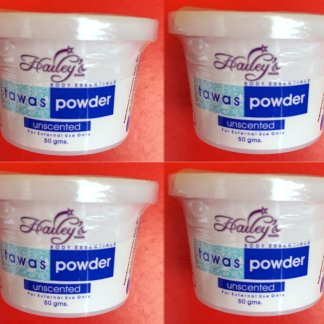 haileys tawas powder 250g