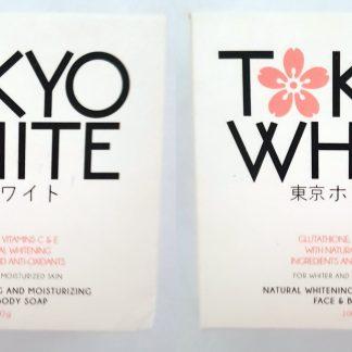 tokyo white soaps