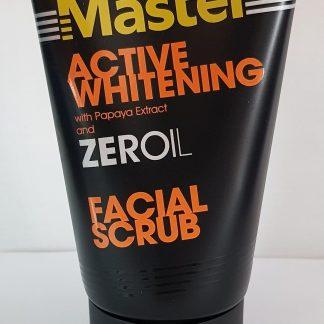 master papaya facial scrub