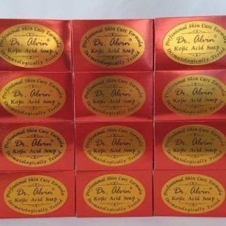 dr alvin kojic acid soaps 12
