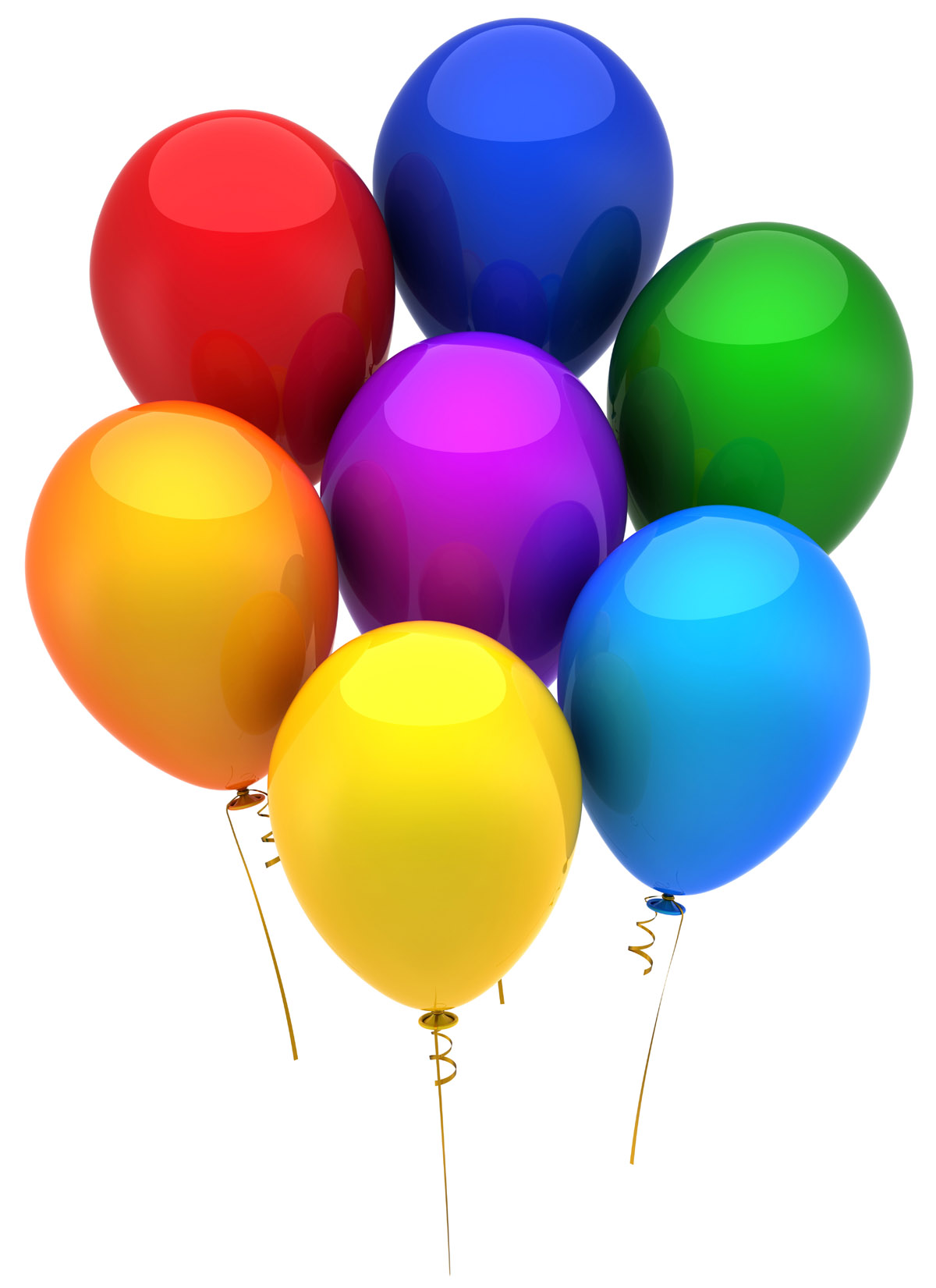 Free Photo Colorful Balloons