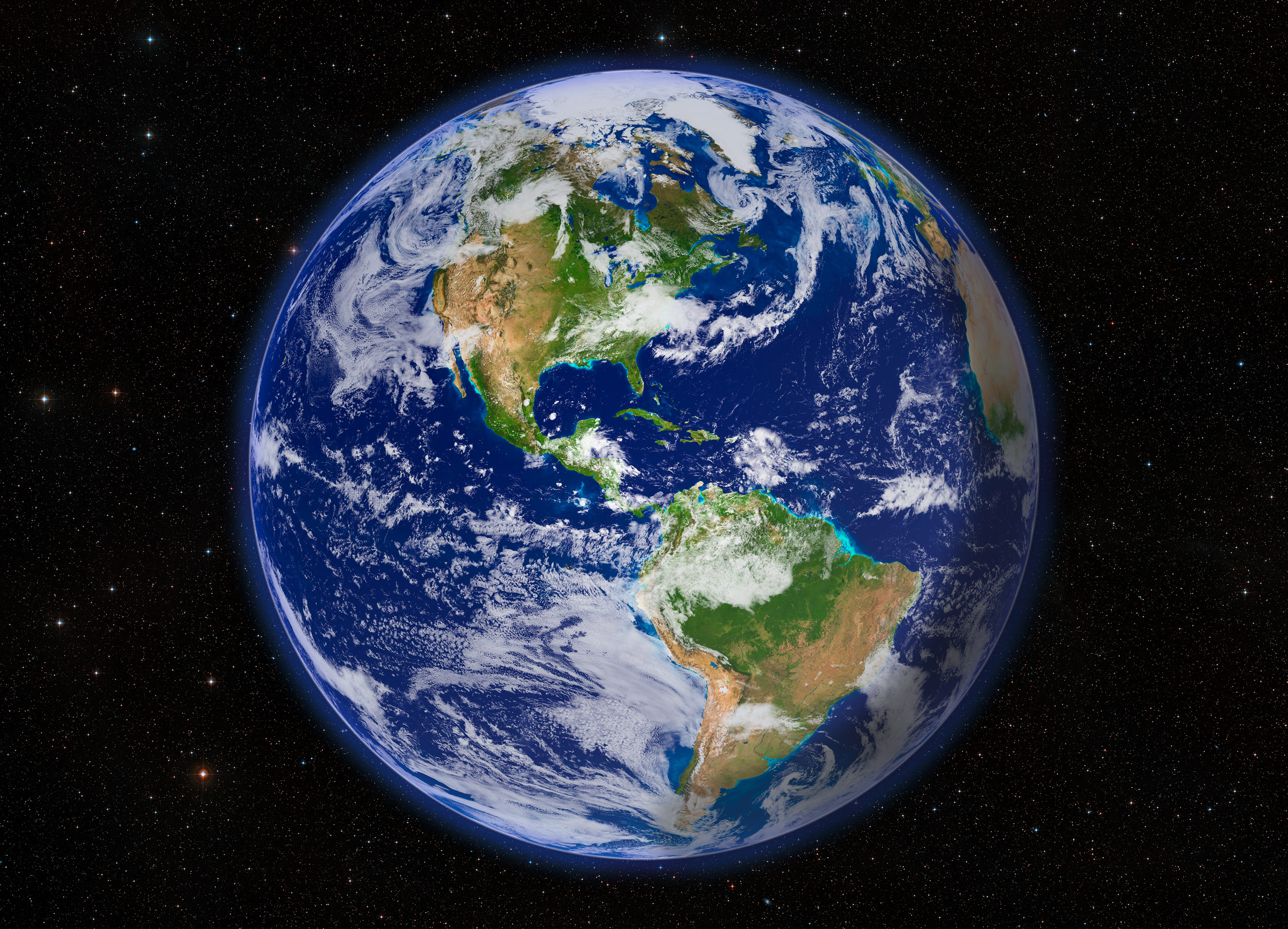 Free Photo Earth From Space