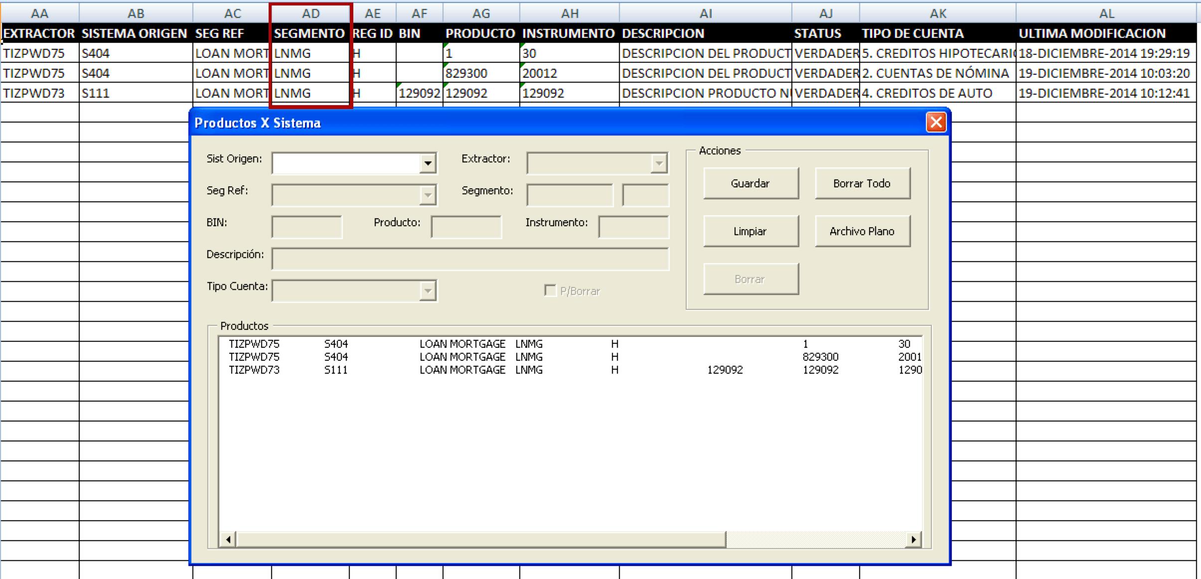 Free Photo Excel Data