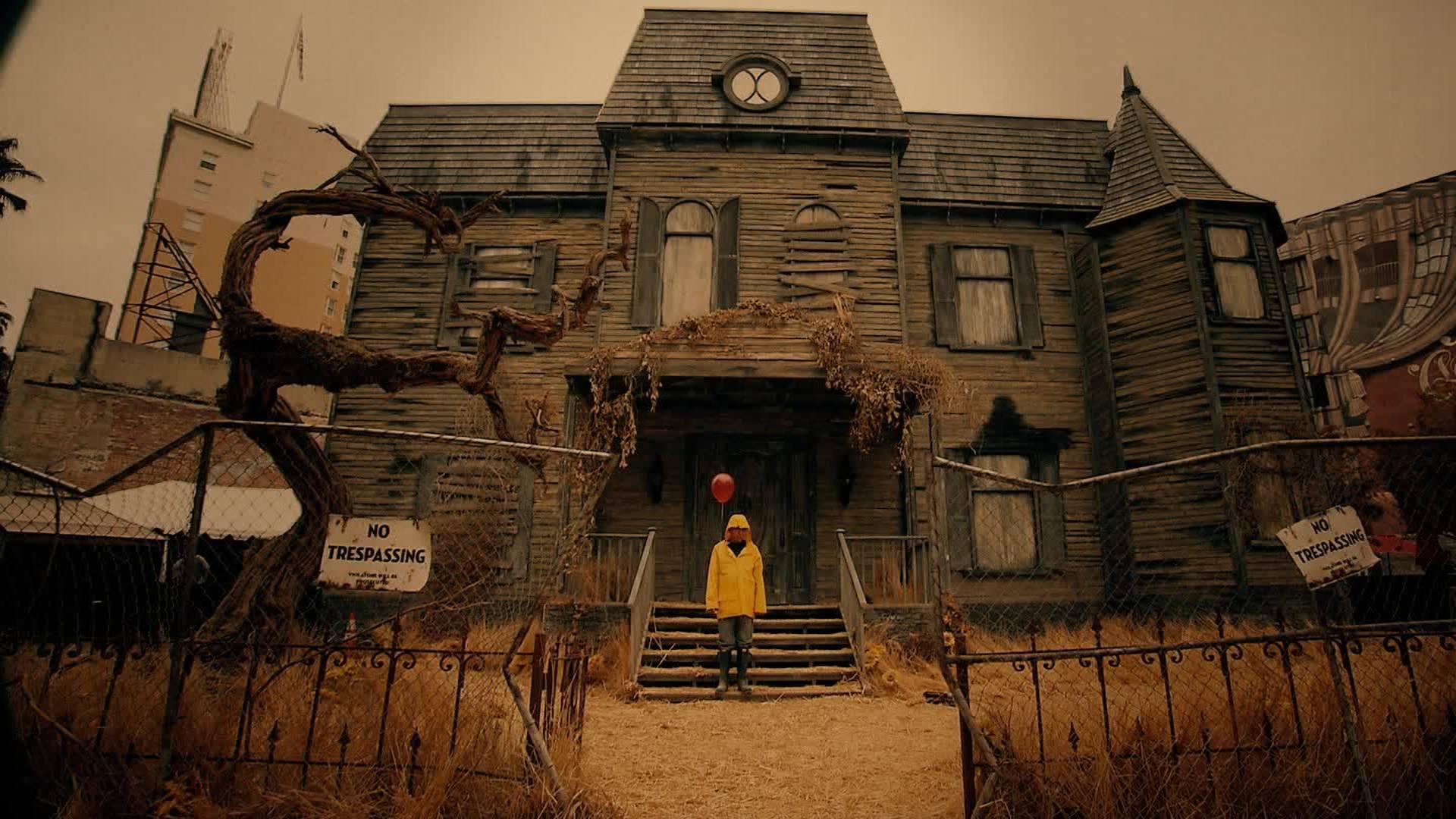 Free Photo Haunted House