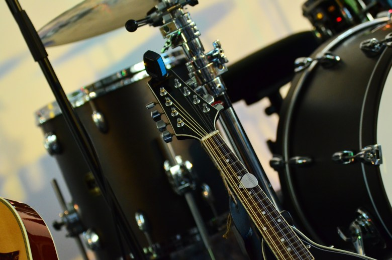 free photo: musical instruments - play, string, object - free