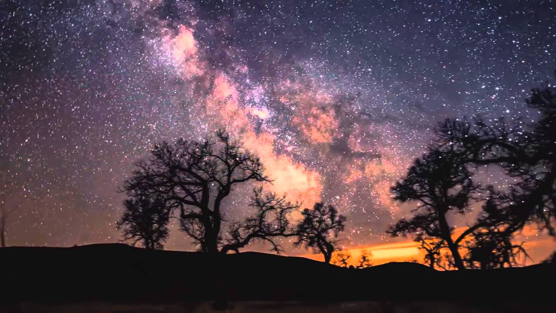 Free Photo Stars At Night