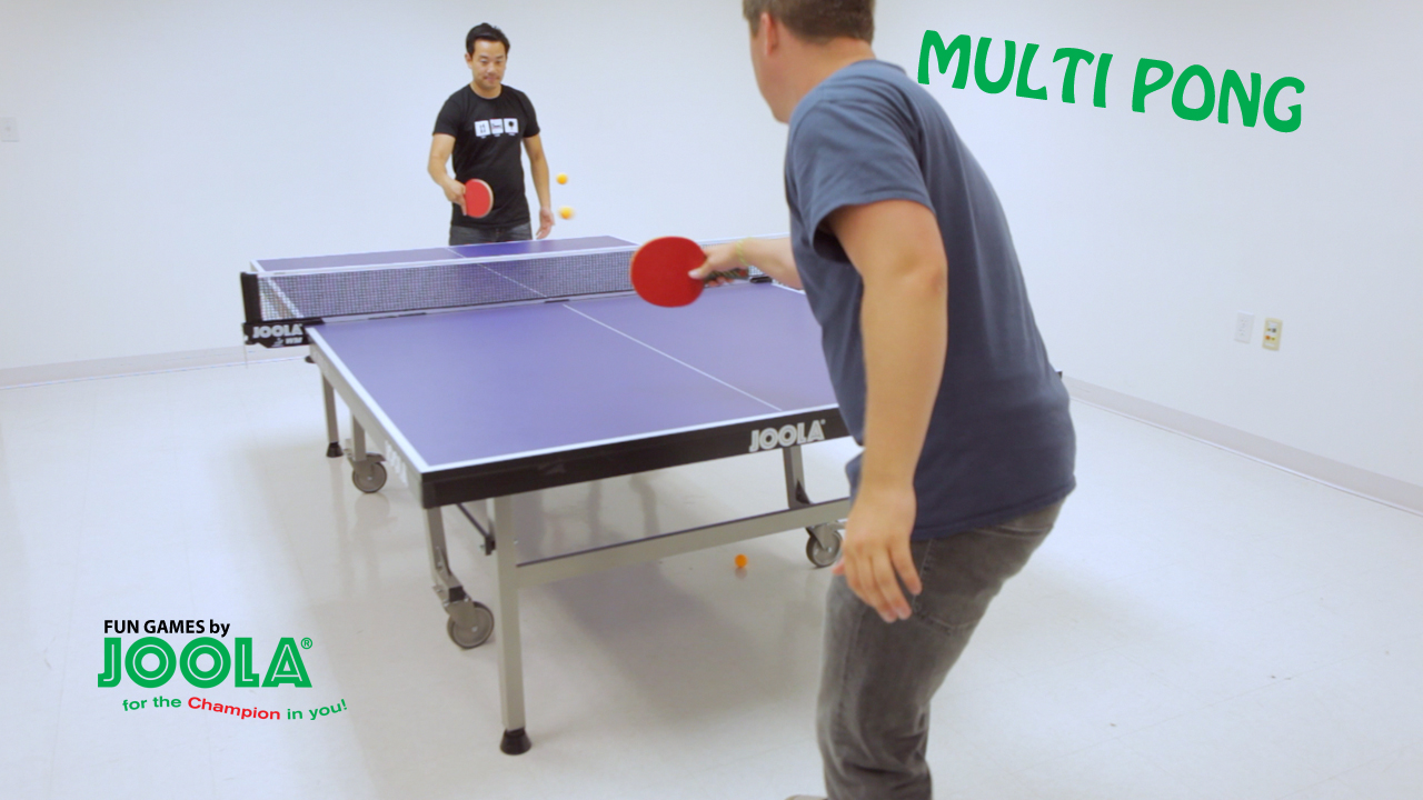 Fun Games By JOOLA: Multi Pong