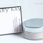 Resenha: Base em Pó da Mary Kay