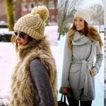Inspiração pro Inverno: Looks com Touca