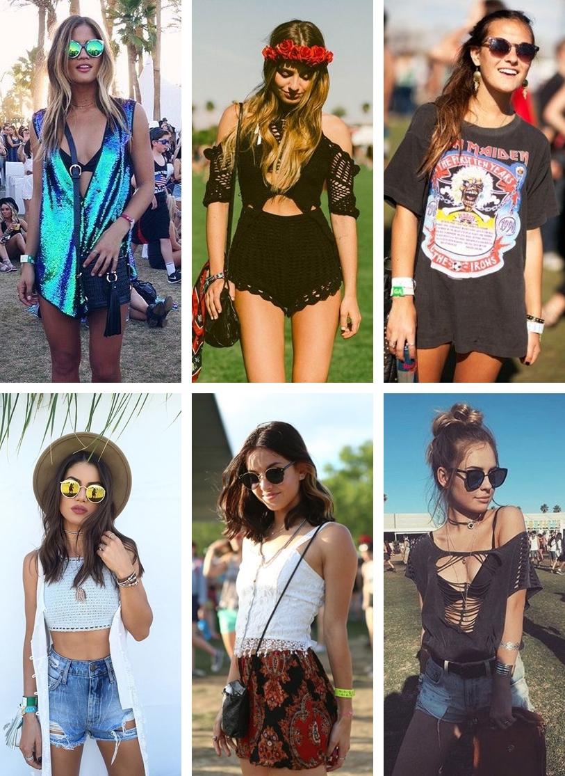 50 looks incriveis de festival 06 - 50 Looks Incríveis de Festival Pra Inspirar e Copiar