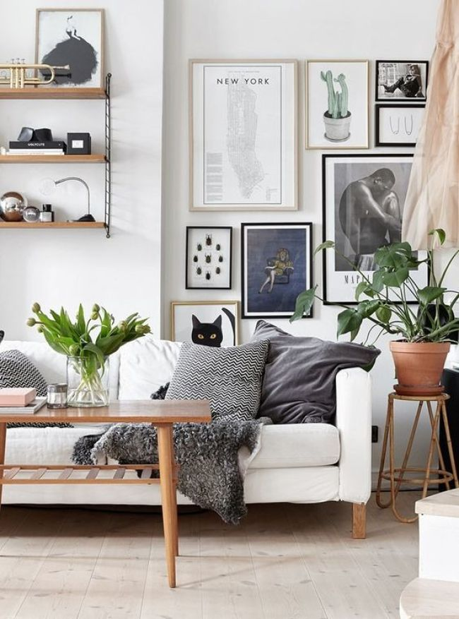 inspiração sofa branco - Decorlover: 4 Sófas Diferentões e Estilosos pra Desejar Agora!
