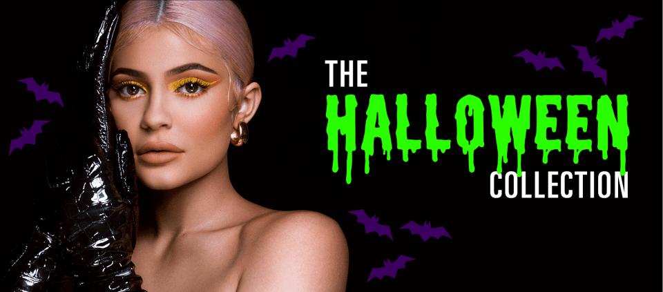 Coleção de Halloween - A Coleção de Maquiagem de Halloween da Kylie Cosmetics