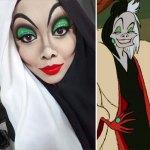 Makeup Halloween: Especial Maquiagens Dos Vilões da Disney