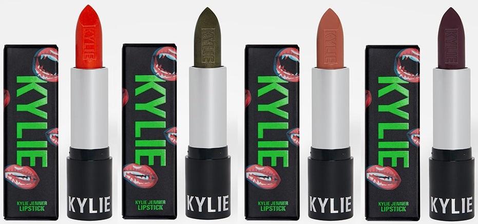 kylie cosmetics hallowen lipbundle - A Coleção de Maquiagem de Halloween da Kylie Cosmetics