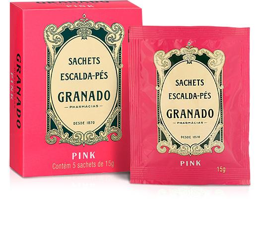 sachets escalda pes pink granado 01 - 4 Cuidados pro seu Pós Carnaval ser um Sucesso!