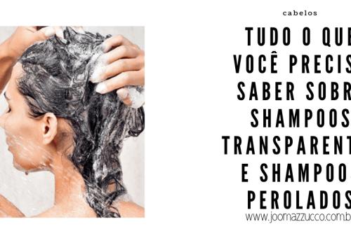 Elegance Functionality 25 - Qual a Diferença Entre Shampoo Transparente e Shampoo Perolado?
