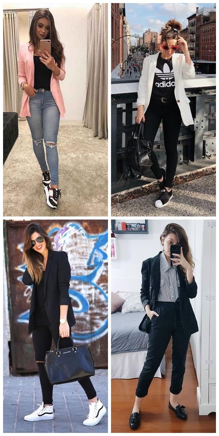 10 Looks com Blazer que Provam que o Básico também pode ser Fashionista