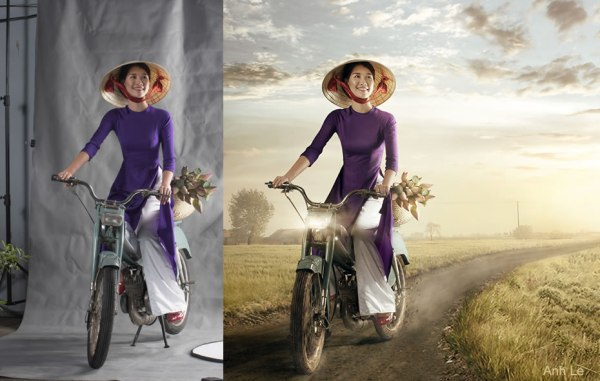 ThemeVogue | Photoshop Editing