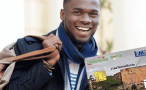 M-PESA-forudbetaling VISA Safari-kort