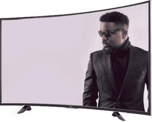 Curved Bruhm TV