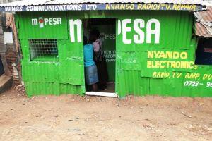 Start Mpesa business in Kenya