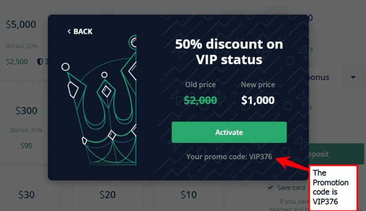 Olymp Trade VIP Trading
