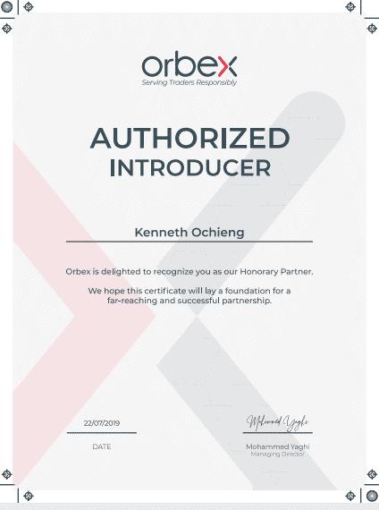 Orbex Affiliate