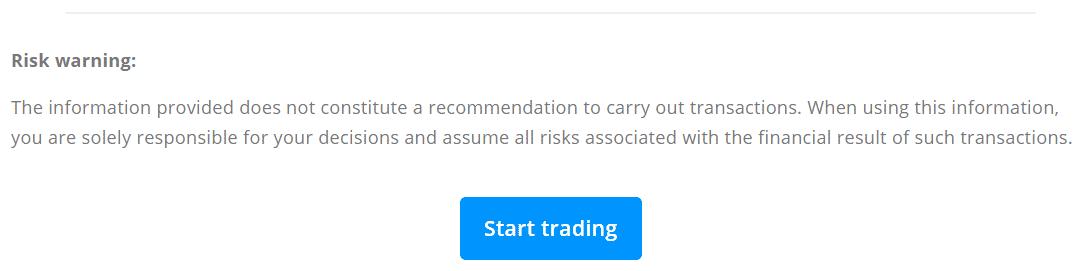 Olymp Trade Risk Warning