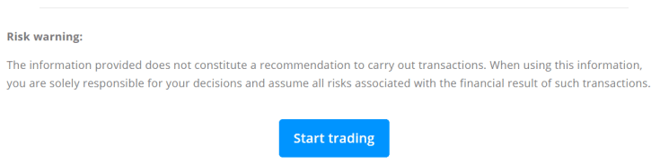 Olymp Trade Risk Warning