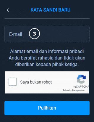 Alamat email dan informasi pribadi Anda bersifat rahasia dan tidak akan diberikan kepada pihak ketiga.
