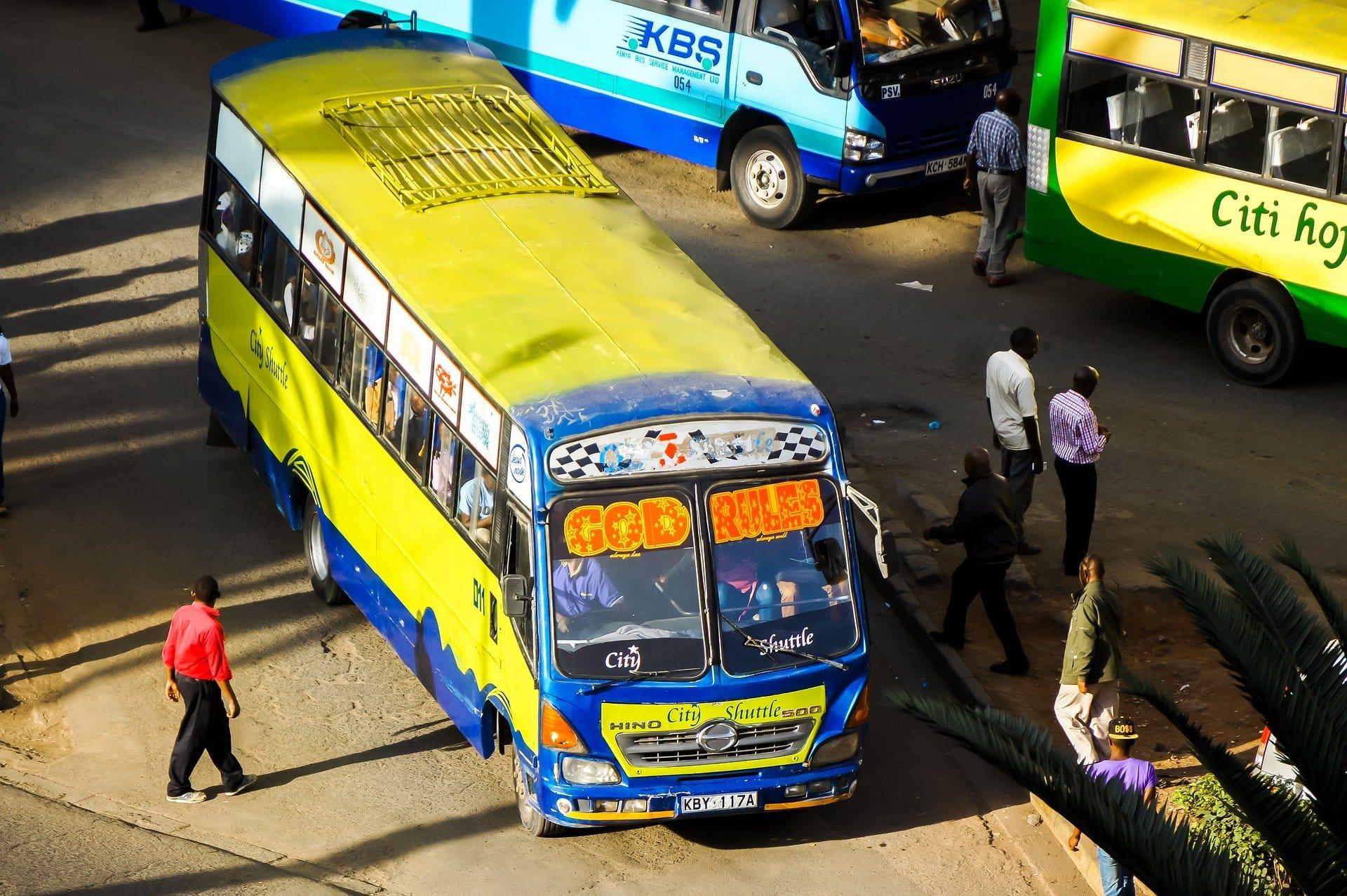 PSV matatu business in Kenya