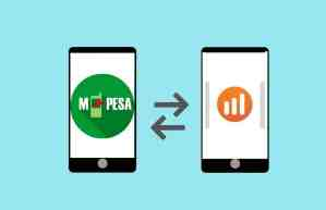 Mpesa to IQ Option
