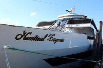 The Nautical Empress Yacht New York City Cruises Parties