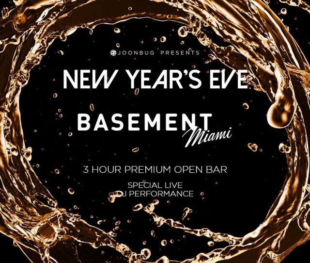 Nye Party Details